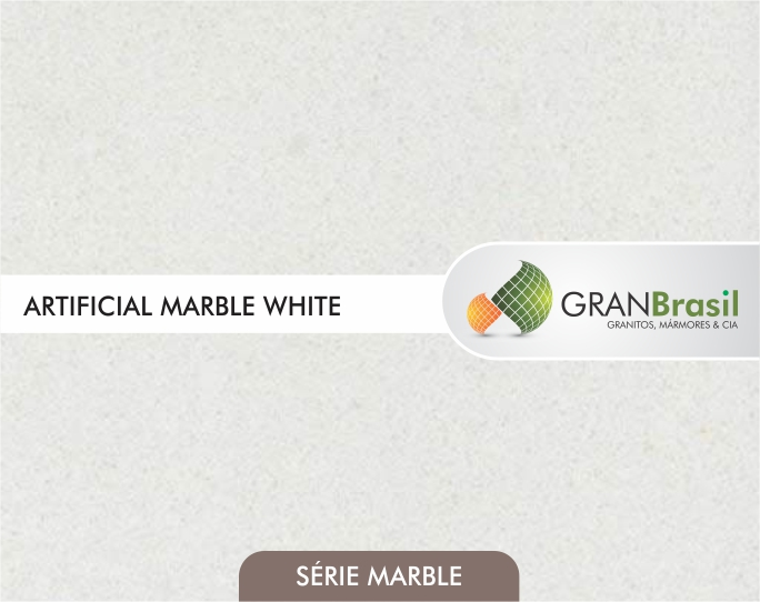 Artificial Marble White
